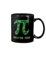 Math Teacher - Luck of the Pirish Mug thumbnail
