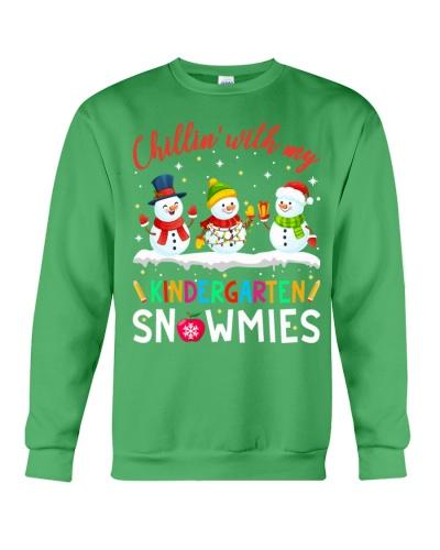 Kindergarten Teacher - Snowmies