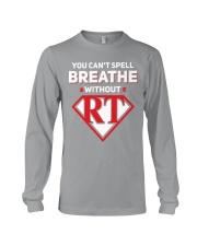 Respiratory - RT Long Sleeve Tee thumbnail