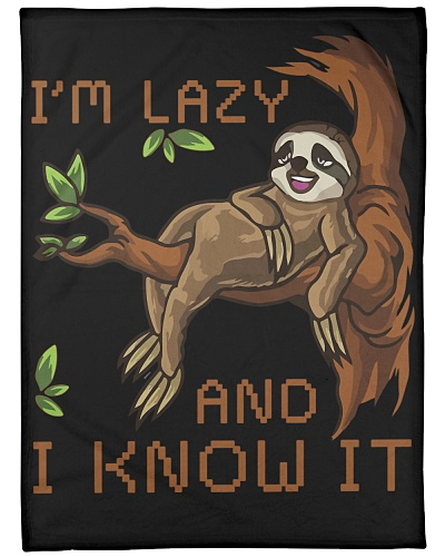 Sloth - I'm Lazy And I Know It