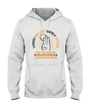 Nurse - May The Odds Be Ever In Your Favor Hooded Sweatshirt thumbnail