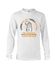Nurse - May The Odds Be Ever In Your Favor Long Sleeve Tee thumbnail