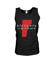 Students Be There - Vermont Unisex Tank thumbnail