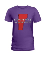Students Be There - Vermont Ladies T-Shirt thumbnail