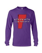Students Be There - Vermont Long Sleeve Tee thumbnail