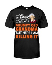 Grumpy Old Grandma Premium Fit Mens Tee tile