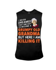 Grumpy Old Grandma Sleeveless Tee thumbnail