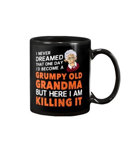 Grumpy Old Grandma