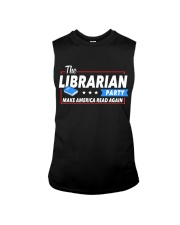 Librarian Party Sleeveless Tee thumbnail