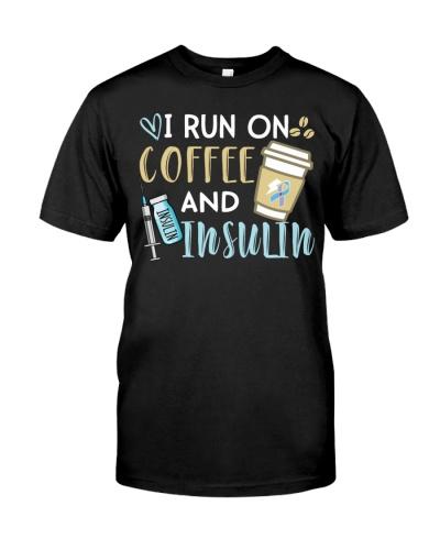 Diabetes - Run on Coffee and Insulin
