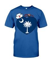 Nurse - National Nurse Week for South Carolina Classic T-Shirt front