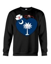 Nurse - National Nurse Week for South Carolina Crewneck Sweatshirt thumbnail