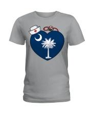 Nurse - National Nurse Week for South Carolina Ladies T-Shirt thumbnail