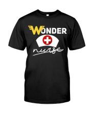 Wonder Nurse Classic T-Shirt front