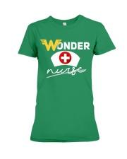 Wonder Nurse Premium Fit Ladies Tee thumbnail