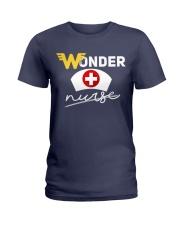 Wonder Nurse Ladies T-Shirt thumbnail