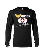 Wonder Nurse Long Sleeve Tee thumbnail