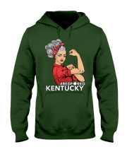 Kentucky Strong Teacher - RedforED Hooded Sweatshirt thumbnail