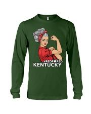 Kentucky Strong Teacher - RedforED Long Sleeve Tee thumbnail