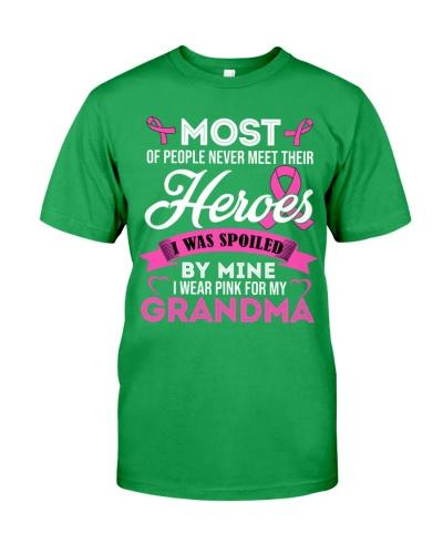 Breast Cancer - Wear Pink for my Grandma