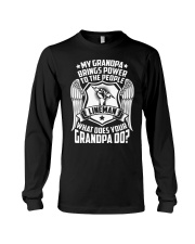 My Grandpa  - Lineman Long Sleeve Tee thumbnail