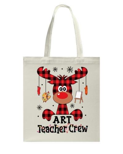 Art Teacher Crew - Reindeer
