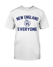 New England vs Everyone Classic T-Shirt tile