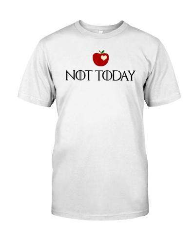 Teacher Not today