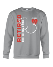 Retired Nurse - Forever  Crewneck Sweatshirt thumbnail