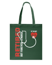 Retired Nurse - Forever  Tote Bag thumbnail