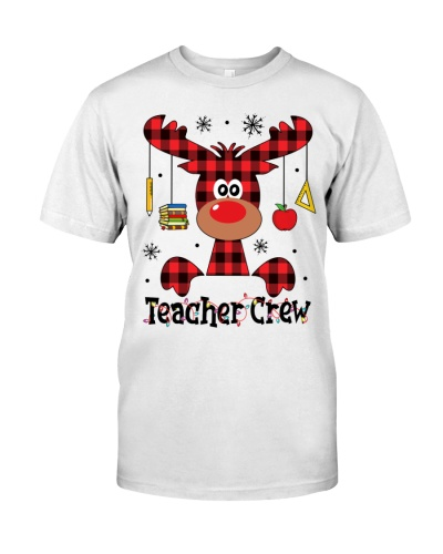 Teacher Crew - Christmas Gift