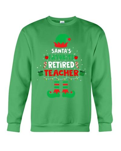 Retired Teacher - Santa's Favorite
