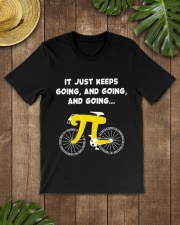 Pi Day - It just keeps going Classic T-Shirt lifestyle-mens-crewneck-front-18