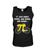 Pi Day - It just keeps going Unisex Tank thumbnail