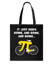 Pi Day - It just keeps going Tote Bag thumbnail