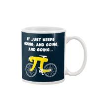 Pi Day - It just keeps going Mug thumbnail