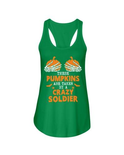 Taken Pumpkins - Soldier