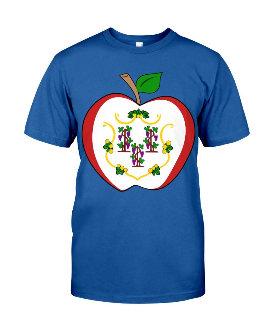 Connecticut - National Teacher Day Classic T-Shirt