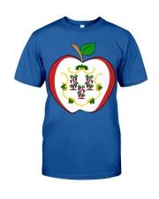 Connecticut - National Teacher Day Classic T-Shirt front
