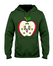Connecticut - National Teacher Day Hooded Sweatshirt thumbnail