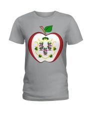 Connecticut - National Teacher Day Ladies T-Shirt thumbnail