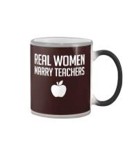 Real Women Marry Teachers Color Changing Mug thumbnail
