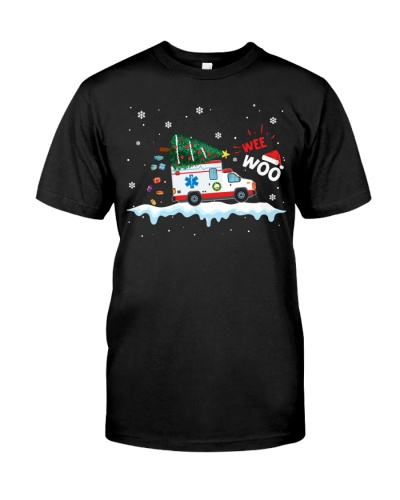 Christmas EMS - Wee Woo