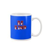 SPEDUCATOR - BE KIND - RED PLAID  Mug thumbnail