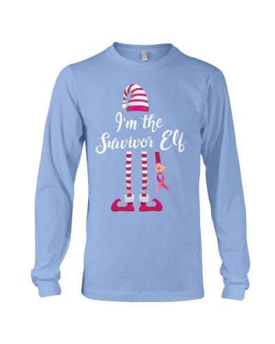 Breast Cancer - Survivor ELF - Christmas Gift