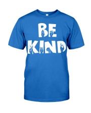 Special Education Teacher - Be Kind - Hand sign Premium Fit Mens Tee thumbnail