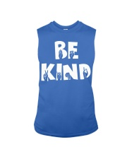Special Education Teacher - Be Kind - Hand sign Sleeveless Tee thumbnail