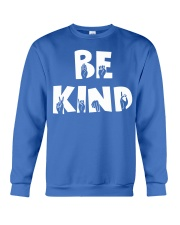 Special Education Teacher - Be Kind - Hand sign Crewneck Sweatshirt thumbnail