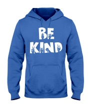 Special Education Teacher - Be Kind - Hand sign Hooded Sweatshirt thumbnail