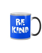 Special Education Teacher - Be Kind - Hand sign Color Changing Mug thumbnail